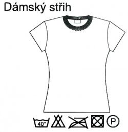 830e3bc76fe Dámská trička s potiskem - Ptákoviny