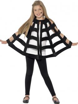 Dětský kostým - Pavoučí plášť (pavučina) - Ptákoviny 630136be949